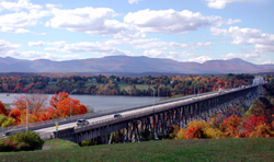 Photo of Rip Van Winkle Bridge
