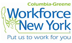 Columbia-Greene Workforce New York Logo